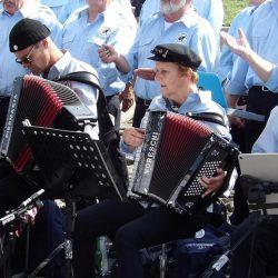 Onze accordeonisten